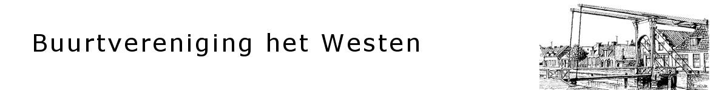 Buurtvereniging het Westen
